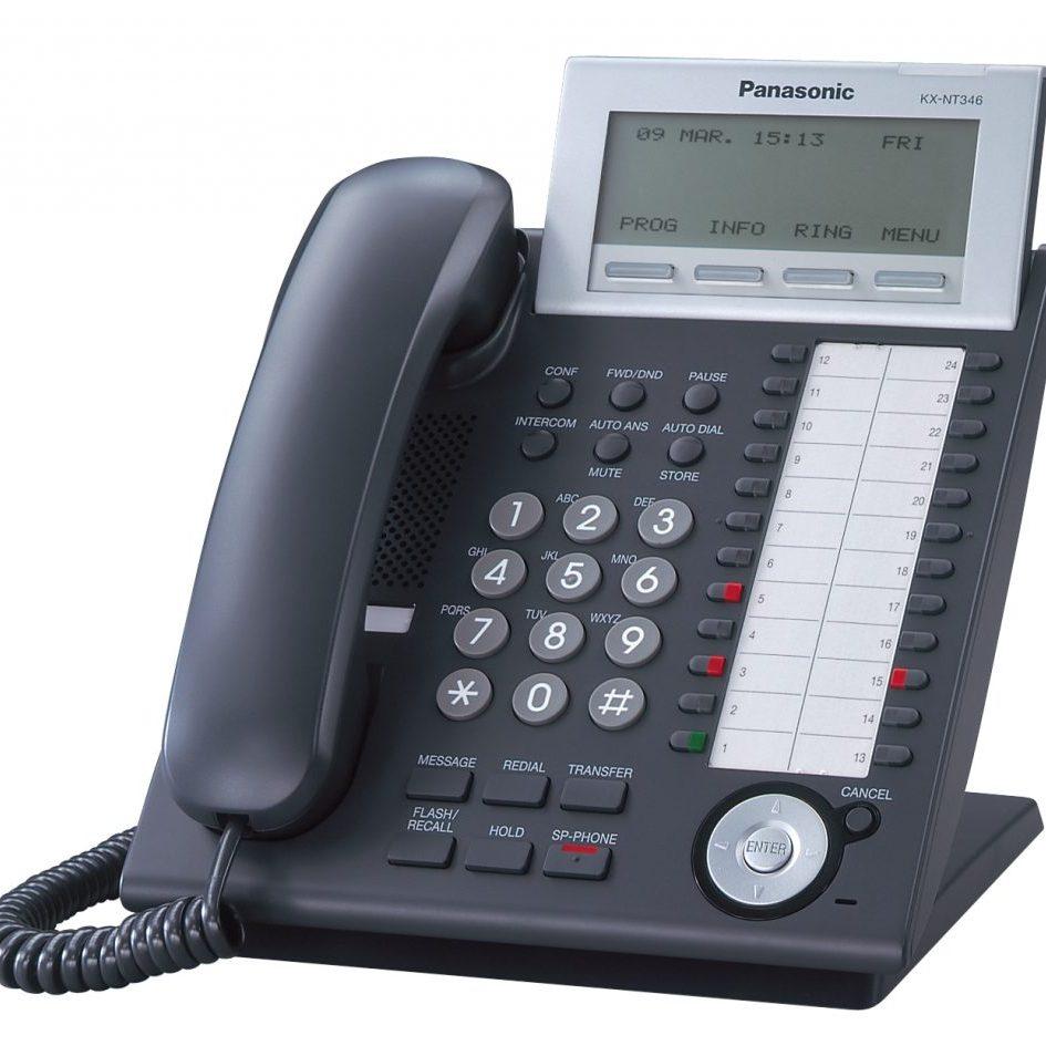 Panasonic-Phone-System