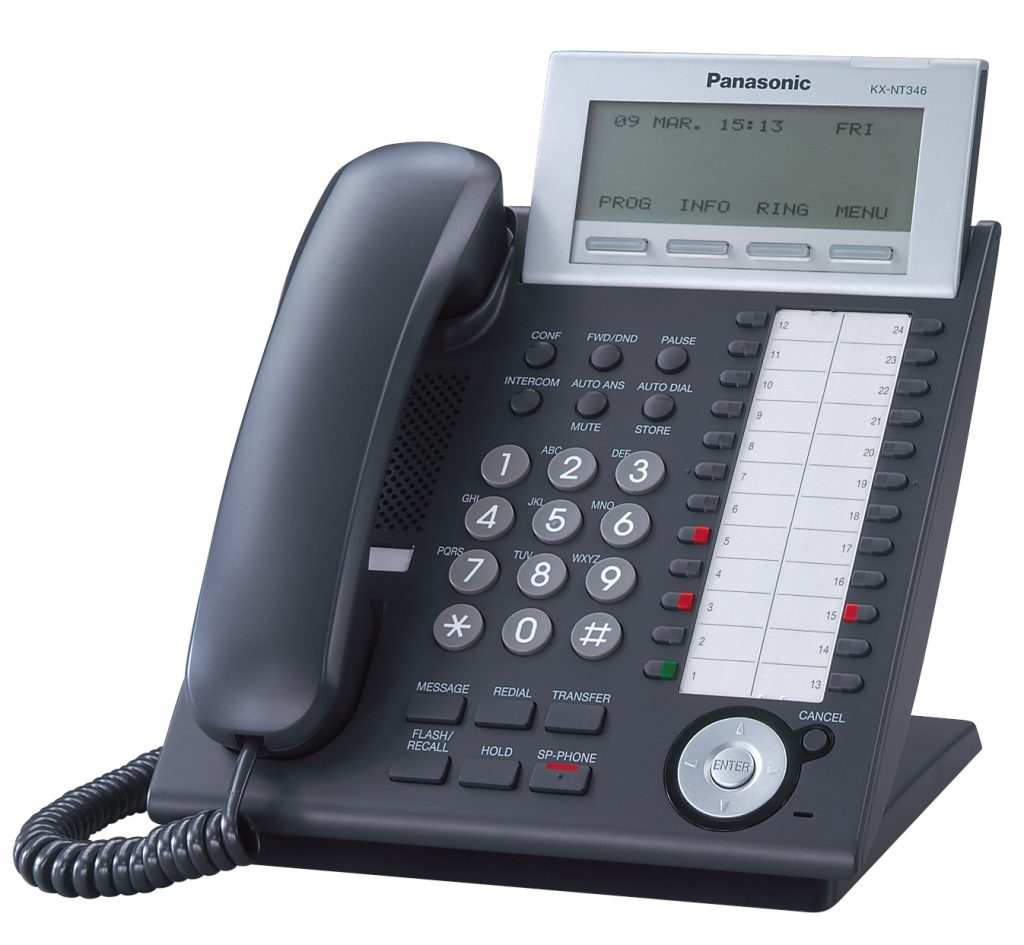 Panasonic-Phone-System
