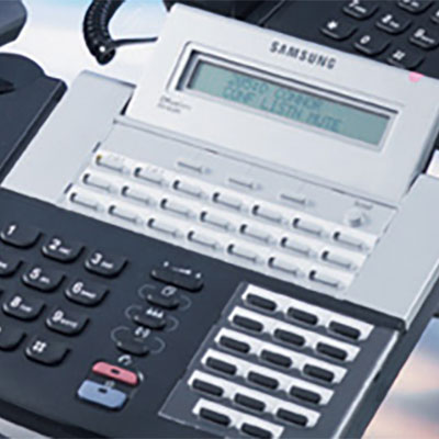 Samsung Telephone System